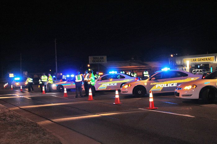 Checkpoints and Saturation Patrols for 2015